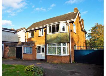 Thumbnail 4 bed detached house for sale in Crabmill Lane, Birmingham