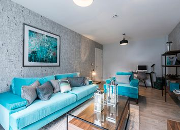 Thumbnail 3 bedroom flat for sale in 1 Scotland Green, London