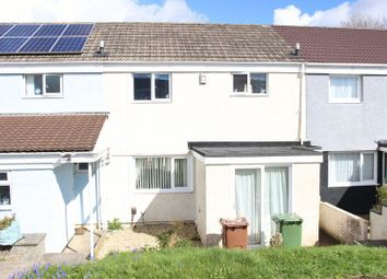 Thumbnail 3 bed terraced house for sale in Babbacombe Close, Leigham, Plymouth