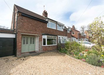Thumbnail 3 bed semi-detached house for sale in Camphill Road, Liverpool