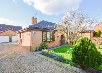 Thumbnail 4 bed detached bungalow for sale in South Street, Crowland, Peterborough