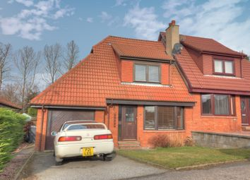 Thumbnail 3 bedroom semi-detached house for sale in Mcdonald Drive, Ellon