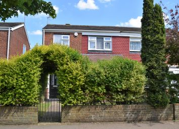 3 bed semi-detached house for sale in Lords Wood Lane, Chatham ME5