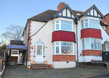 Thumbnail 3 bed semi-detached house for sale in Sedley Rise, Loughton