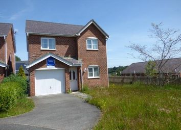 Thumbnail 3 bed detached house for sale in Maes Berea, Bangor, Gwynedd