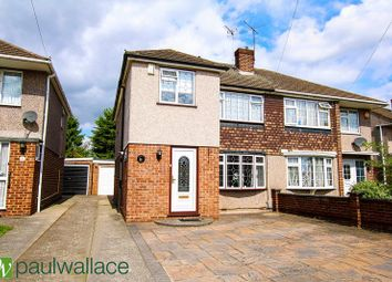 Thumbnail 3 bedroom semi-detached house for sale in Penton Drive, Cheshunt, Waltham Cross