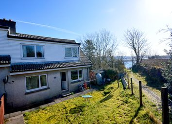 Thumbnail 3 bed end terrace house for sale in 1 Jubilee Terrace, Tobermory, Isle Of Mull