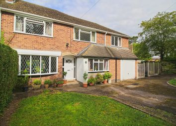 Thumbnail 5 bed semi-detached house for sale in Leveson Crescent, Balsall Common, Coventry