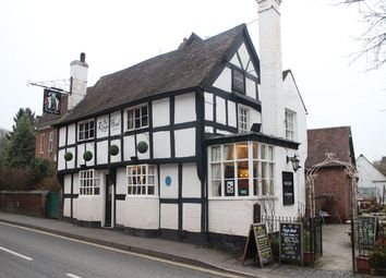 Thumbnail Pub/bar for sale in Cross Street, Worcester