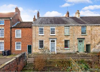 Thumbnail 4 bed town house for sale in Wharfe Bank Terrace, Tadcaster