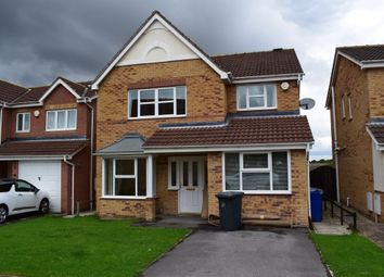Thumbnail 4 bed detached house to rent in Wellfield Gardens, Royston, Barnsley