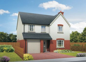 Thumbnail 4 bed detached house for sale in Quarry Field, Lugwardine, Herefordshire