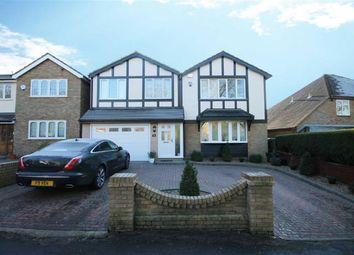 Thumbnail 5 bed detached house for sale in Whitehall Lane, Buckhurst Hill, Essex
