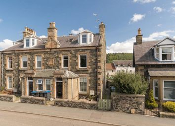 Thumbnail 1 bed flat for sale in 62A Rosetta Road, Peebles