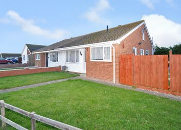 Thumbnail 3 bed semi-detached bungalow to rent in Cedar Crescent, St. Marys Bay, Romney Marsh, Kent