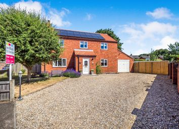 Thumbnail 4 bed detached house for sale in Mill Pightle, Aylsham, Norwich