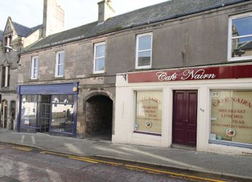 Thumbnail 2 bed flat for sale in High Street, Nairn