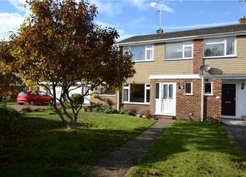 Thumbnail 3 bed end terrace house for sale in Severn Road, Farnborough, Hampshire
