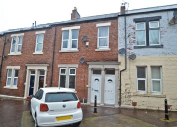 Thumbnail 2 bed flat for sale in Seymour Street, North Shields