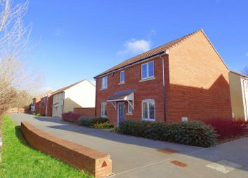 Thumbnail 4 bed detached house for sale in Barker Close, West Wick, Weston-Super-Mare