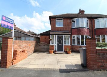 Thumbnail Semi-detached house for sale in Leicester Avenue, Timperley, Altrincham