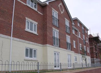 Thumbnail 2 bed flat to rent in Waterside Court, Runcorn