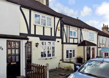 Thumbnail 2 bed terraced house for sale in New Road, South Darenth, Dartford, Kent