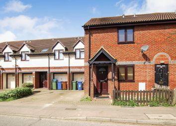 Thumbnail 1 bed terraced house to rent in Regent Court, Broome Place, Aveley