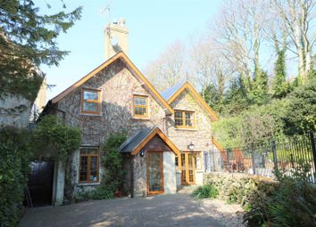 Thumbnail 3 bed cottage for sale in Sandrock Road, Niton Undercliff, Ventnor