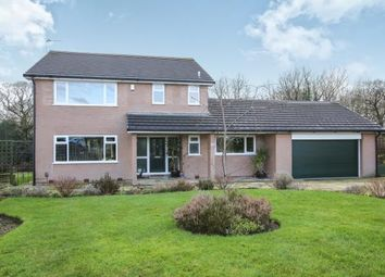 Thumbnail 4 bed detached house for sale in Cromley Road, High Lane, Stockport, Greater Manchester