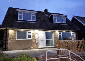 Thumbnail 4 bed detached bungalow for sale in Field Lane, Upton, West Yorkshire