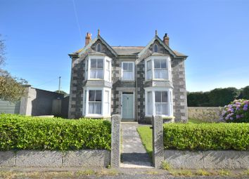Thumbnail 5 bed detached house for sale in High Street, St. Keverne, Helston