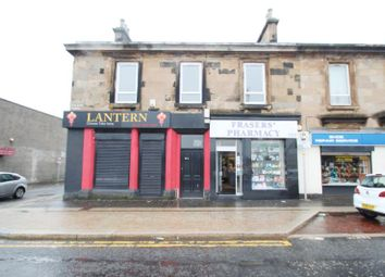 Thumbnail 2 bedroom flat for sale in 156A, Main Street, Barrhead, Glasgow