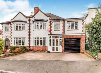 Thumbnail 4 bed semi-detached house for sale in Charlemont Avenue, West Bromwich