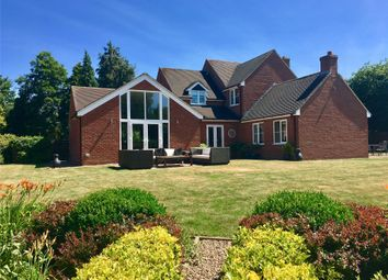 Thumbnail 4 bed detached house for sale in The Gables, Bredons Hardwick, Tewkesbury, Gloucestershire