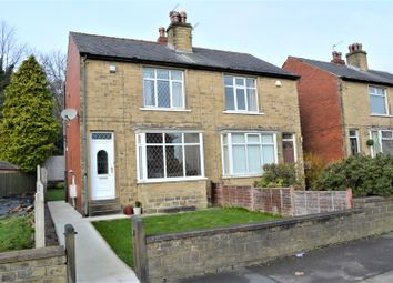 Thumbnail 2 bedroom semi-detached house for sale in Broomfield Road, Marsh, Huddersfield
