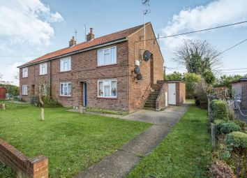 Thumbnail 2 bed maisonette to rent in Peterhouse Crescent, Woodbridge