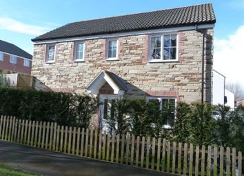 Thumbnail 3 bed detached house for sale in Hockings Green, Liskeard