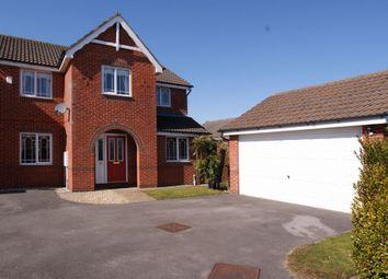 Thumbnail 4 bed detached house for sale in Hillcrest Avenue, Wessington, Derbyshire