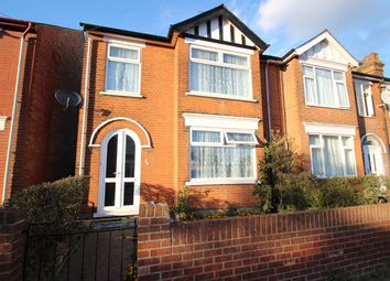 Thumbnail 4 bedroom end terrace house for sale in Powling Road, Ipswich