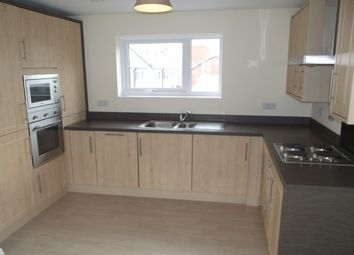 Thumbnail 2 bed flat to rent in Long Down Avenue, Stoke Park