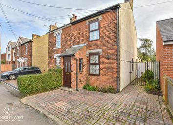 Thumbnail 2 bed semi-detached house for sale in Villa Road, Stanway, Colchester