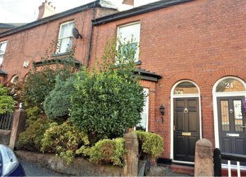 Thumbnail 2 bed terraced house for sale in Sydney Street, Northwich