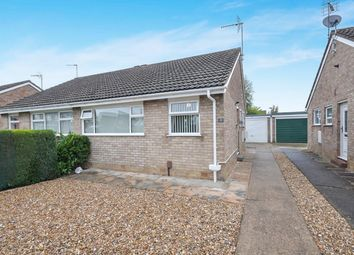Thumbnail 2 bedroom semi-detached bungalow for sale in Chantry Close, York