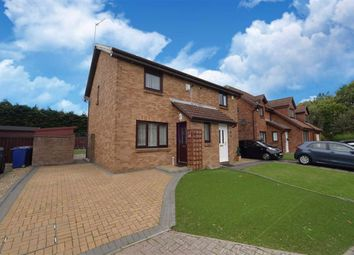 Thumbnail 3 bed semi-detached house for sale in Merlinford Avenue, Braehead, Renfrew