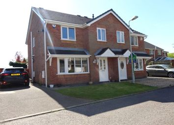 Thumbnail 3 bed semi-detached house for sale in Oakengate, Fulwood, Preston