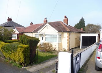 Thumbnail 1 bed semi-detached bungalow for sale in Sherbrooke Avenue, Leeds