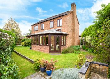 Thumbnail 4 bedroom detached house for sale in Johns Close, Fowlmere, Royston