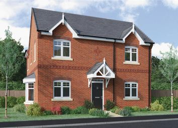"Thumbnail 4 bedroom detached house for sale in ""Darley"" at Radbourne, Ashbourne"