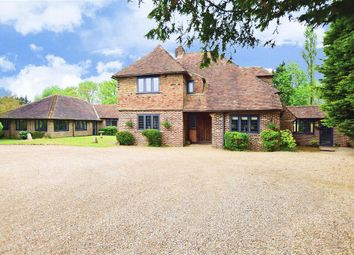 Thumbnail 4 bed detached house for sale in Stone Street, Lyminge, Folkestone, Kent